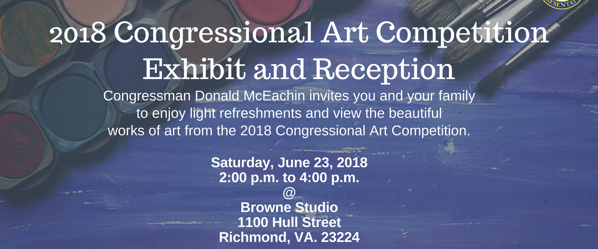 2018 Art Competition Exhibit